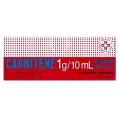 CARNITENE 1G OS 10FLC M/DO