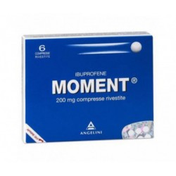 MOMENT 200 200MG 6CPR RIV