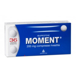 MOMENT 200 200MG 36CPR RIV