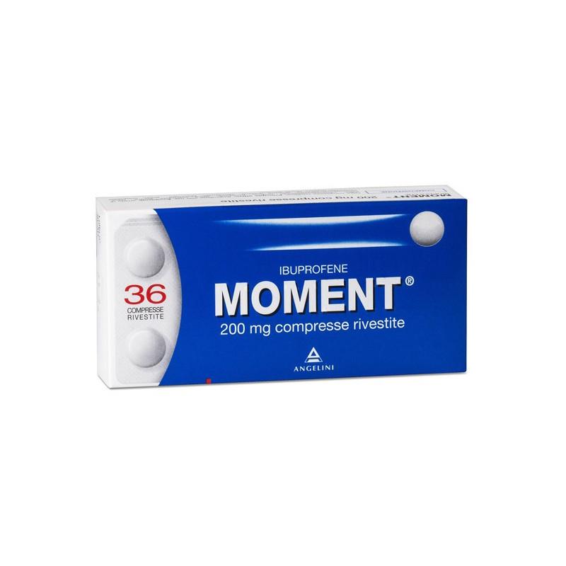 MOMENT 36 COMPRESSE RIVESTITE 200MG