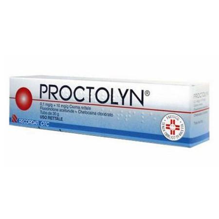 PROCTOLYN 30G POM RETT