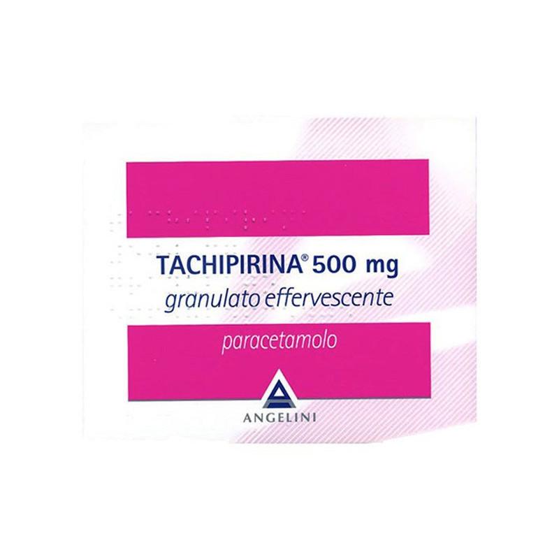 TACHIPIRINA 500MG 20 BUSTE EFFERVESCENTI