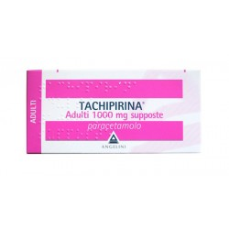 TACHIPIRINA AD 1000MG 10SP