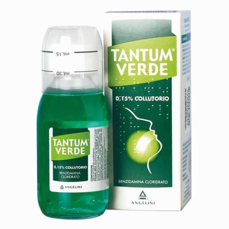 TANTUM VERDE 0,15% CLLT120