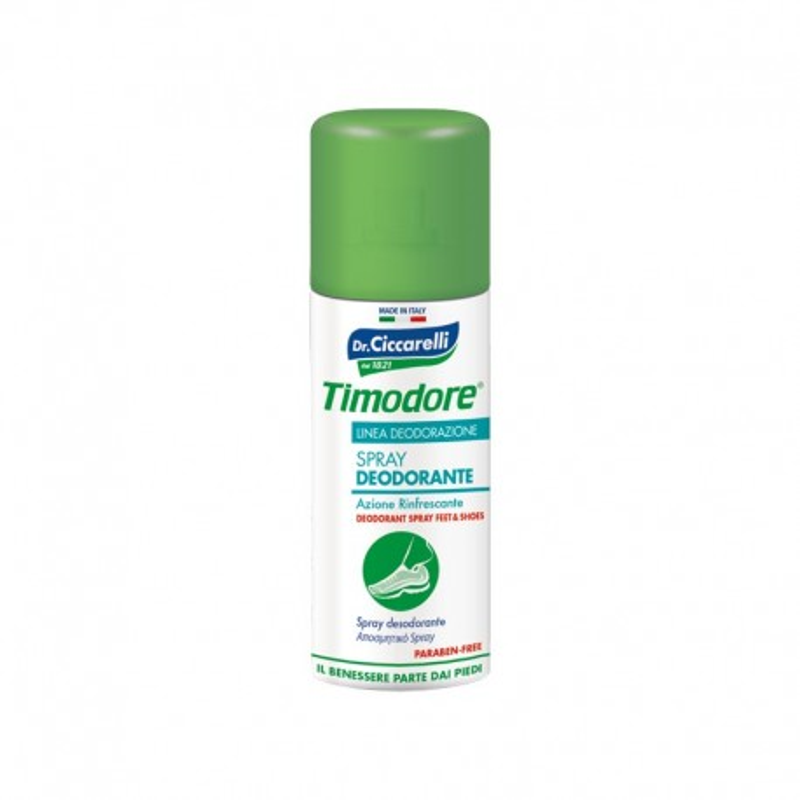 TIMODORE DEODORANTE SPRAY 150ML