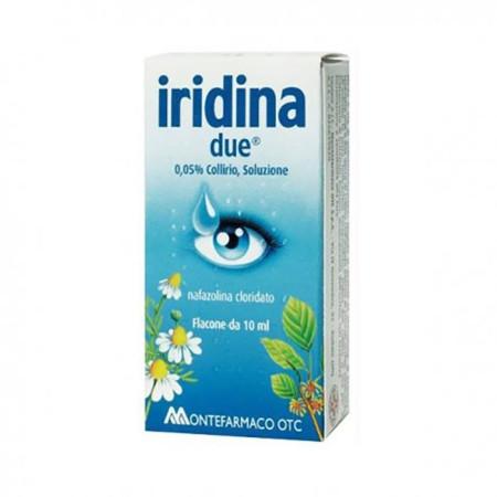 IRIDINA DUE 0,05% 10MLCOLL