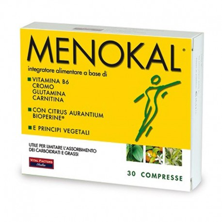 MENOKAL INT DIET 30 COMPRESSE