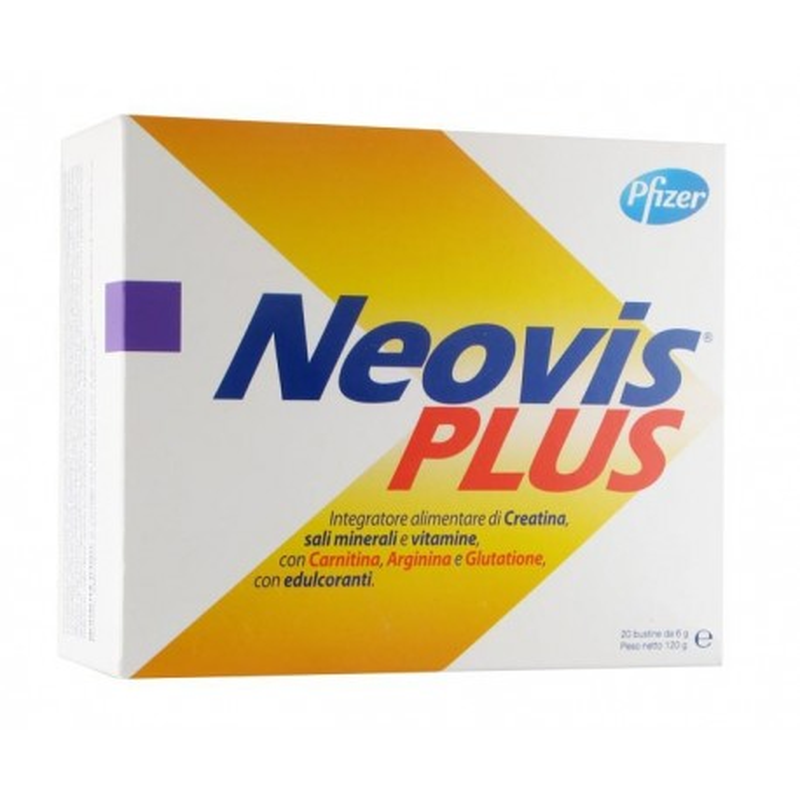 NEOVIS PLUS 20 BUSTE