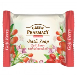 GREEN PHARMACY SOAP GO+ALM