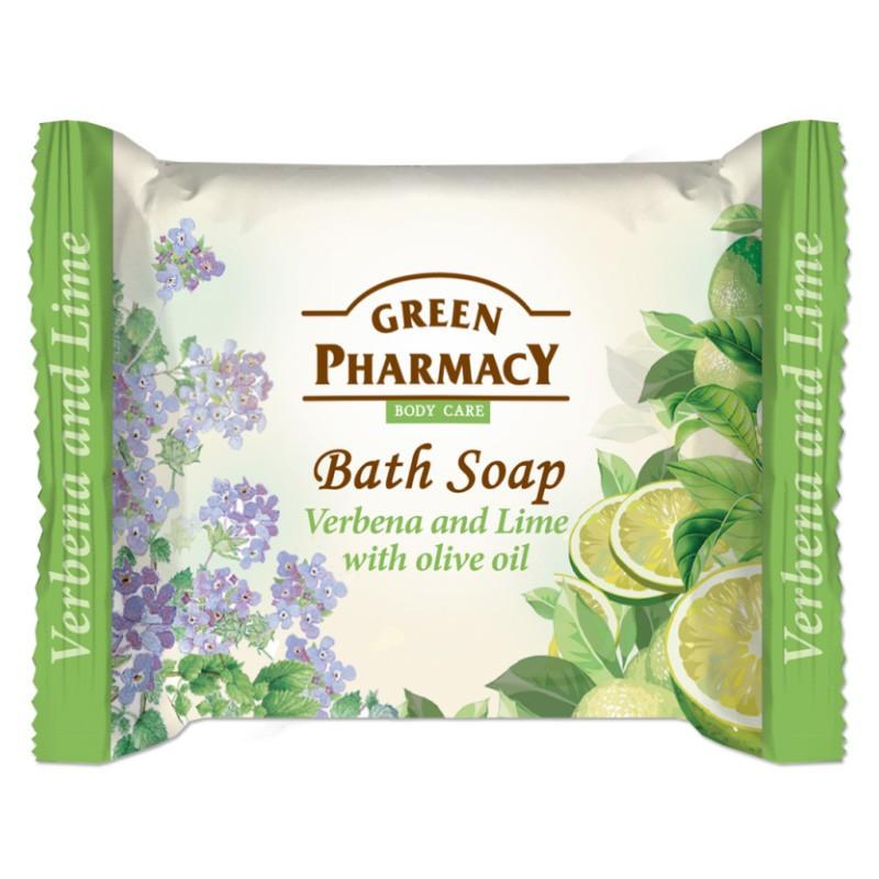 GREEN PHARMACY SOAP VERBENA E LIMONE