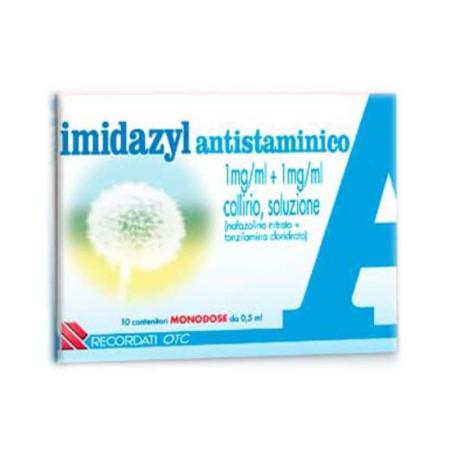 IMIDAZYL ANTIST.10CON0,5ML