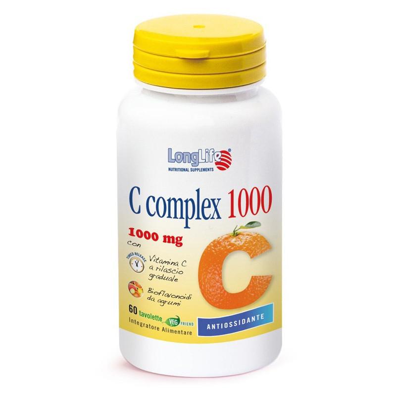 LONG LIFE C COMPLEX1000 60 TAVOLETTE