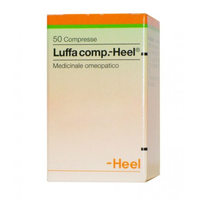 LUFFA COMP 50 COMPRESSE HEEL