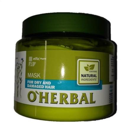 O'HERBAL MASK DRY/DAM HAIR