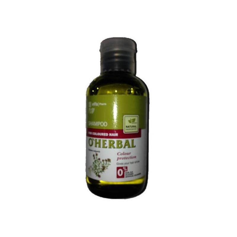 O'HERBAL SH COL HAIR 75ML