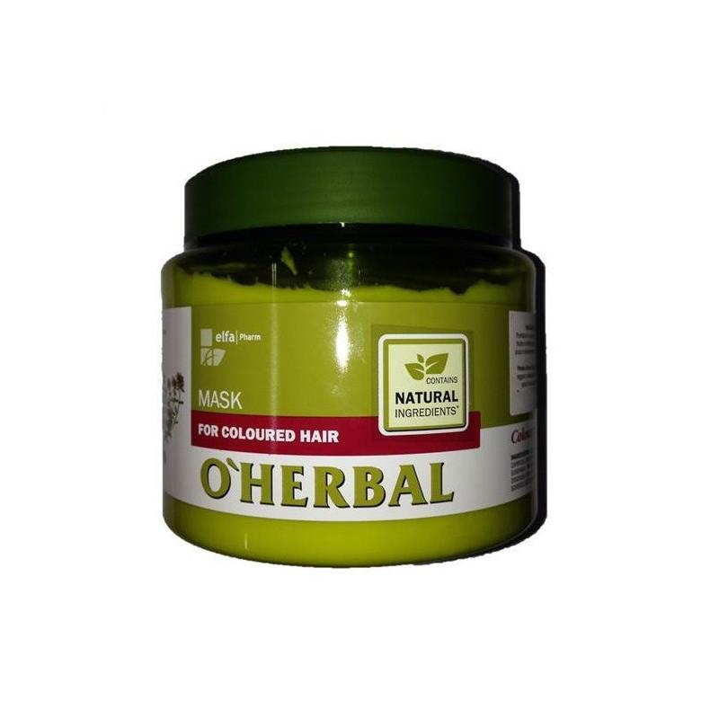 O'HERBAL MASK COLOURED HAI
