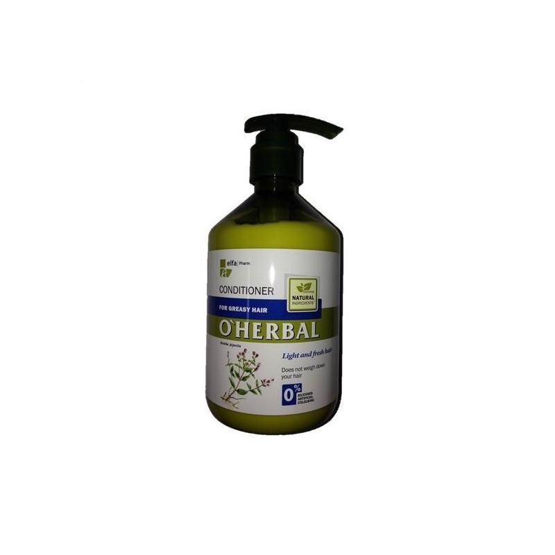 O'HERBAL GREASY HAIR