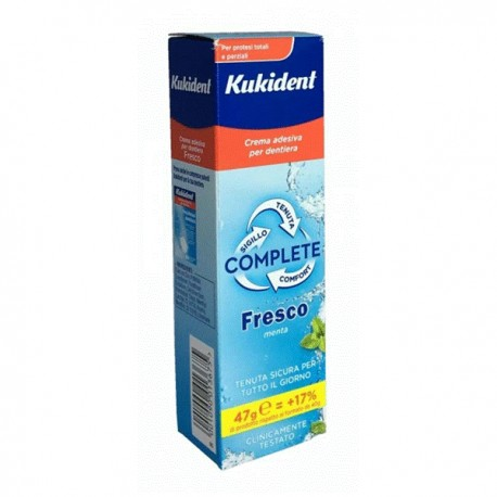 KUKIDENT PLUS FRESH CR40ML