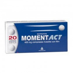 MOMENTACT 400MG 20CPR RIV
