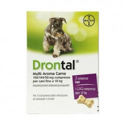 DRONTAL MULTI AR CAR 2CPR