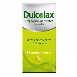 DULCOLAX 5MG 40CPR GMM