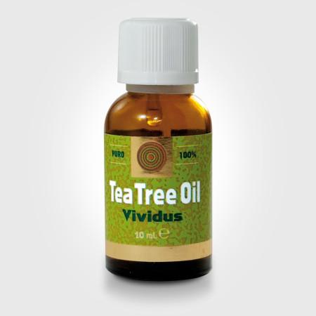 TEA TREE OIL PURO100% 10ML
