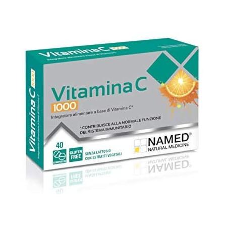 VITAMINA C 1000 40CPR