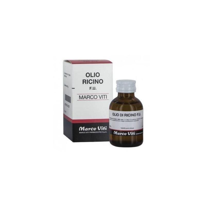 OLIO RICINO FU 50G MVI