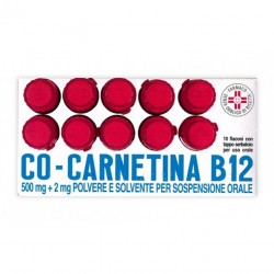 CO-CARNETINA B12 10ML10FLC