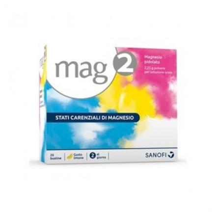 MAG 2 2,25G 20BS OS GRAT