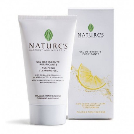 NATURE'S ACQUE UNICELL GEL PURIFICANTE 150ML