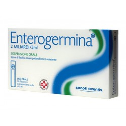 ENTEROGERMINA 2M/5ML20 FRM