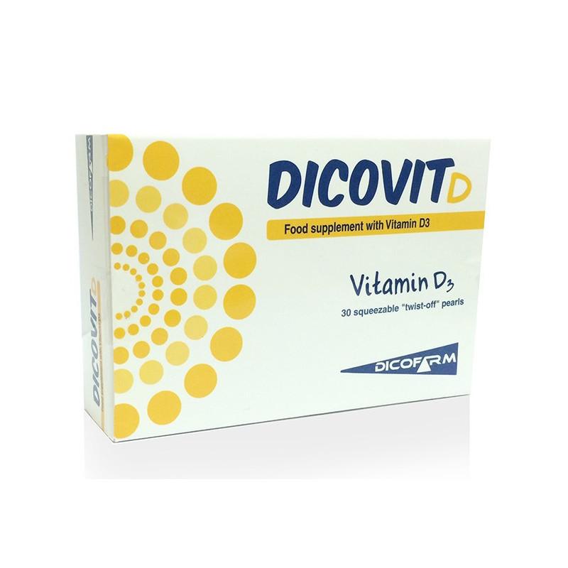 DICOVIT D 45 PERLE 11,25G