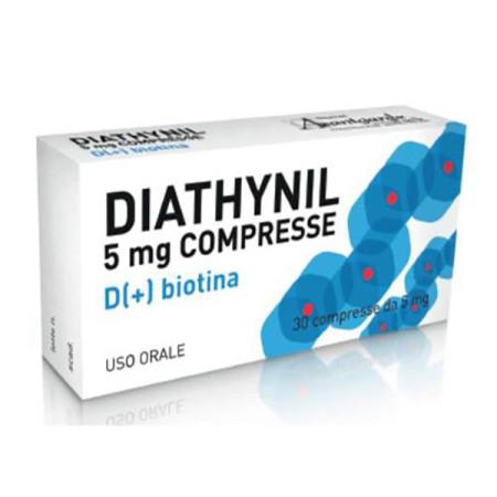 DIATHYNIL 5MG 30CPR