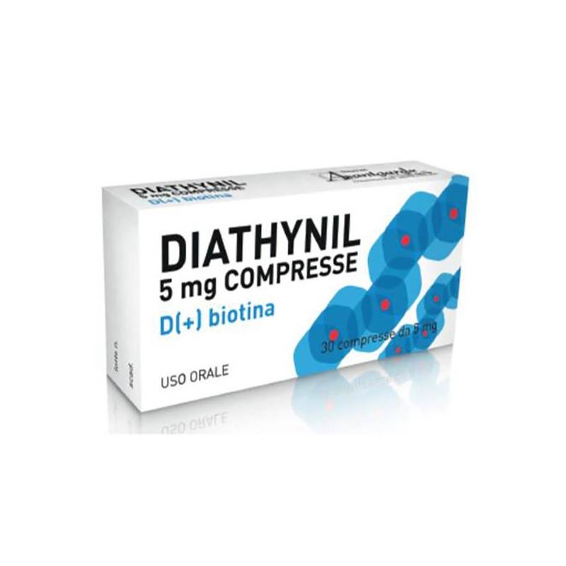 DIATHYNIL 5MG 30 COMPRESSE