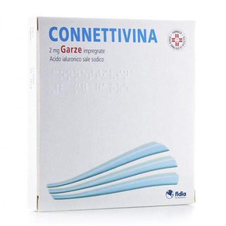 CONNETTIVINA 10 GARZE 2MG 10x10