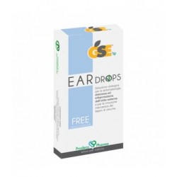 GSE EAR DROPS FREE 10PIP