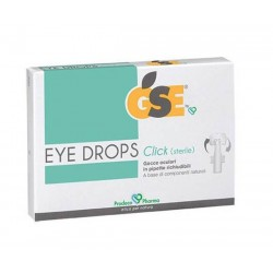 GSE EYE DROPS GTT OC10X0,5